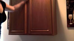 How To Clean The Kitchen Cabinets How To Clean And Sanitize Kitchen Cabinets Youtube