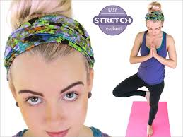 stretchy headbands stretchy headbands pleated turban styles sew4home