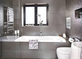 Award Winning Bathroom Design Fyfe Blog by Glamorous Grey Bathroom With Shimmering Metallic Tiles Bathroom