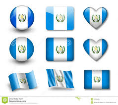 Guatemala Flag The Guatemala Flag Stock Illustration Illustration Of Country