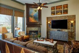 Interior Design Dallas Tx by Transitional Rustic Bachelor Pad In Double Oak Tx Flower Mound