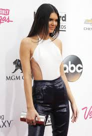 kendall jenner jumpsuit jenner wearing olcay gulsen jumpsuit 2014 billboard awards