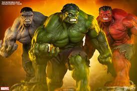 sideshow collectibles hulk incredible hulk