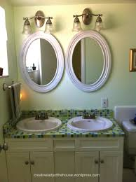 master bedroom and bathroom update creative lady of the house it is a small space but i wanted to somehow fit 2 sinks in there for both convenience and to fool the eye into thinking it is bigger that it really is