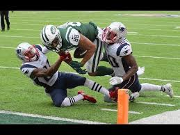 patriots vs jets did the jets get robbed of a score on the