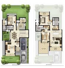 Row House Plans Row House Floor Plans Bangalore