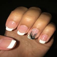 nail french tip designs image collections nail art designs