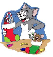 tom jerry christmas artemis298 deviantart