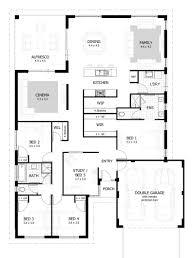 3 bed 2 bath house plans home design 43 unbelievable 4 bedroom 2 bath house plans photo