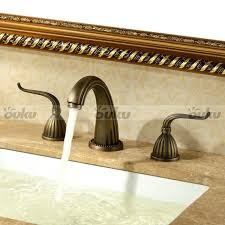 antique gold bathroom sink faucets u2022 bathroom faucets and bathroom