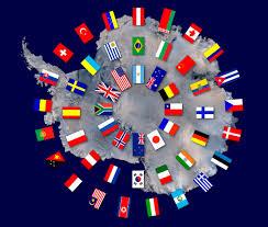 Flags Of Nations News Story Celebrating Antarctica Day News British Antarctic