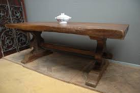 antique looking dining tables antique french monastery dining table made with 18th century oak