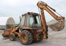 case 580 super e backhoe item g5238 sold july 9 governm