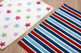 girls star rug by babyface notonthehighstreet com