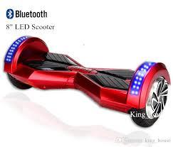 electric skateboard led lights led scooter 8 inch electric skateboard smart balance wheel smart