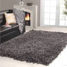 gray shag rug gray shag rug extra dense 5u0027 runner modern