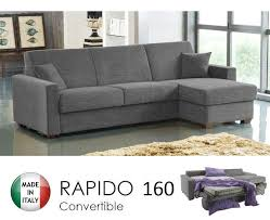 canap convertible usage quotidien convertible couchage quotidien tissu
