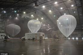 plans led light up balloons plans to a ring of project loon balloons above earth