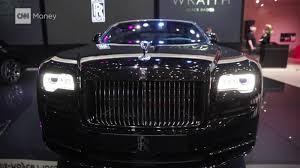 roll royce 2016 new levels of luxury with rolls royce u0027s u0027black badge u0027 cnn video