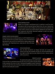 corporate christmas party by egoist events