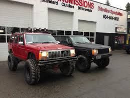 jeep 1989 lifted 1989 jeep cherokee 4x4 laredo xj for sale