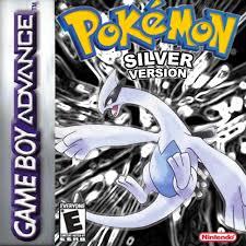 pokemon silver version gba by pierpo92 on deviantart