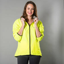 yellow cycling jacket proviz women u0027s reversible high viz reflective cycling jacket