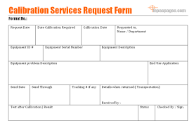 service request form templates word excel samples