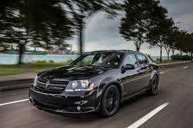 2013 dodge avenger spoiler dodge expands blacktop package to avenger challenger charger r t