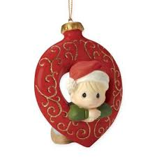 buy porcelain christmas tree ornaments from bed bath u0026 beyond
