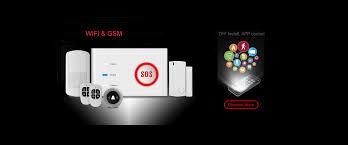 Alarm Systems by Home Security Burglar Alarm System
