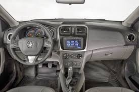 logan renault renault logan interior free car wallpapers hd