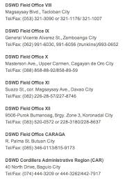 traveling with minors how to get a dswd clearance and other faqs