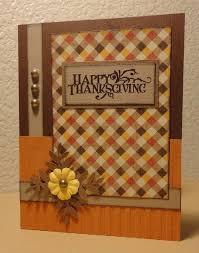 thanksgiving card scrapbook card thanksgiving
