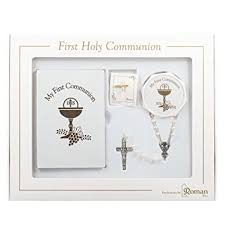 boy communion gifts holy communion gift set for girl with common