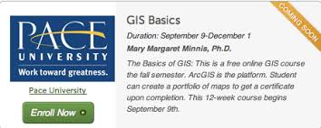 gis class online free online gis course with pace the spatial
