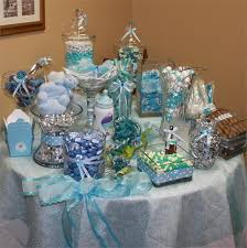 baby shower candy table for baby shower boy candy table blue ba shower candy buffet 800 x 802