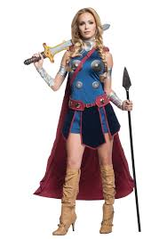 thor costume secret wishes deluxe valkyrie costume