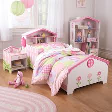 Pink And White Striped Rug Bedroom Luxury Kidkraft Dollhouse Bookcase New Furniture Kids