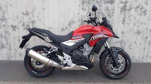 honda cb 500 motorrad pre owned kaufen honda cb 500 xa abs grillen garage ag