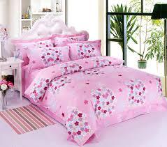 Princess Duvet Cover Bedding Set Duvet Cover Set Girls Bedding Pink Floral Bedding