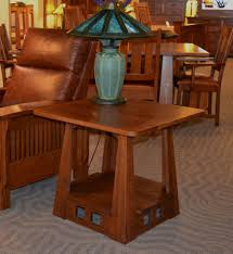 arts and crafts table for limbert style 164 pagoda mission arts and crafts table