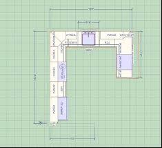 Kitchen Layouts And Design  Best  Kitchen Layout Design - Kitchen cabinet layout planner