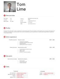 Create An Online Resume For Free by 10 Online Tools To Create Impressive Resumes Hongkiat