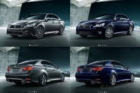 audi a4 vs lexus is350 five reasons to get the f sport package 2013 lexus gs 350
