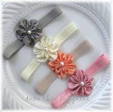 how to make a baby headband tutu chic supplies 12 diy baby headband kit flowers foe felt