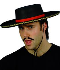 spanish hat for adults hats and fancy dress costumes vegaoo