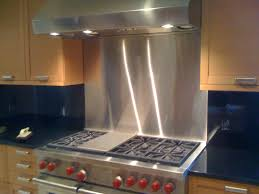 stainless kitchen backsplash stainless steel backsplash panels brooks custom avaz international