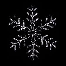 snowflake lights outdoor photo 8 holidays