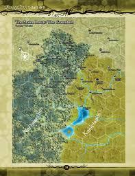Real Treasure Maps Lampblack U0026 Brimstone Pathfinding In A Dungeon World